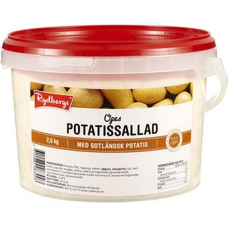Potatissallad Opes 2,5kg Rydbergs