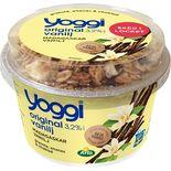 Yoghurt Madagaskar Vanilj Top Cup Yoggi 190g
