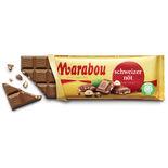 Schweizernöt Chokladkaka Marabou 100g