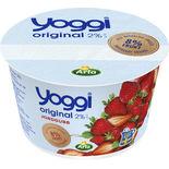 Jordgubb Yoghurt 2% Yoggi 200g