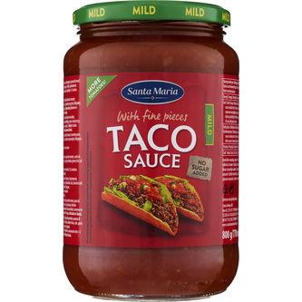 Taco Sauce Mild 800g Santa Maria