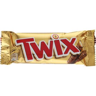 Twix Chokladbit 50 g Twix