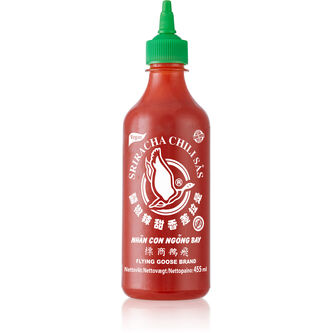 Sriracha Hot Chilli Sauce 455ml Flying Goose