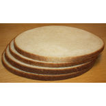 Tårtbotten Smörgås Rund Fryst Lindells 30cm