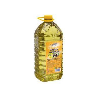 Raps O Oliv Olja 5l Monte Castello