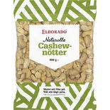 Cashew Naturell Eldorado 400g