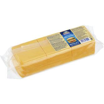 Cheddar Cheese Food Slices 1,033kg Hochland