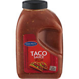 Taco Sauce Hot Santa Maria 3700g