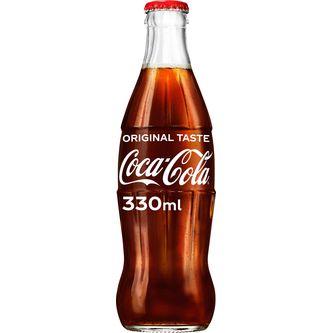 Coca-cola Glas 33cl Coca-cola
