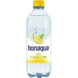 Citron/lime Kolsyrat Vatten Pet Bonaqua Silver 50cl
