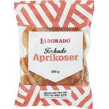 Aprikoser Eldorado 200g