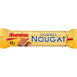 Dubbel Nougat Marabou 43g