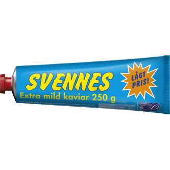 Svennes Kaviar Mildrökt 250g Svennes