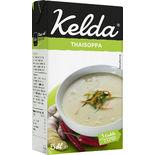 Thaisoppa 4% Kelda 500ml