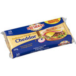 Burger Cheddar Skivor Président 400g