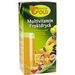 Dryck Multivitamin 30% Glockengold 2l
