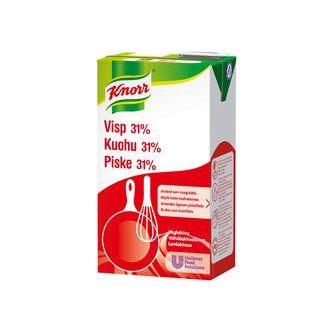 Visp Låglaktos 31% 1l Knorr