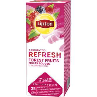 Forest Fruit Frutis Rouges Pyramid 25p Lipton
