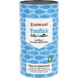 Tonfisk Vatten 4p Eldorado 680g