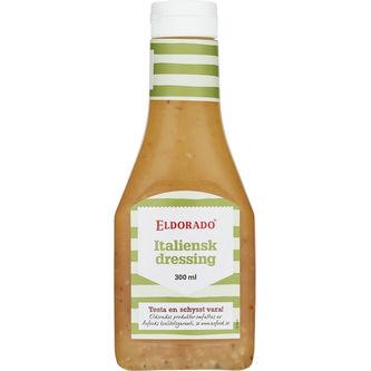 Italiensk Salladsdressing 300ml Eldorado