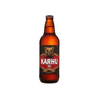 Karhu 5.4% Starköl 50cl Carlsberg