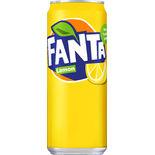 Fanta Lemon Burk Fanta 33cl