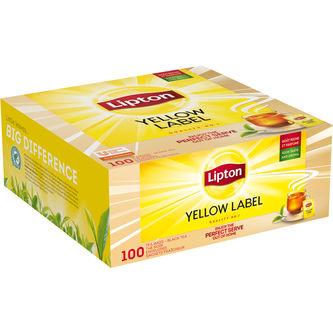 Yellow Label 100p Lipton