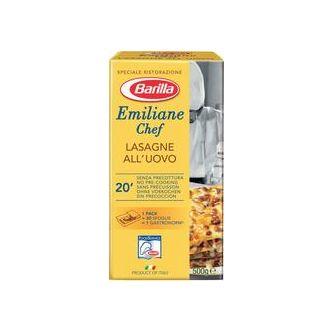Lasagneplattor med Ägg 500g Barilla