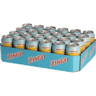 Zingo Orange Burk 33cl Zingo