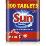 Tabs Professional Maskindisktabletter Sun 100st