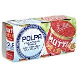 Polpa Finkrossad Tomat Mutti 3p/400g