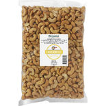 Cashewnötter Rostade Saltade Besana 1kg