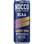 Cloudy Soda Bcaa Energidryck Burk Nocco 33cl