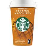 Macchiato Caramel Kaffedryck Starbucks 220ml