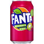 Fanta Special Strawberry Kiwi Burk Fanta 33cl