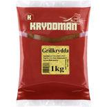 Grillkrydda Påse Kryddman 1kg