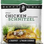 Chicken Schnitzel Fryst Happy Chef 1,5kg