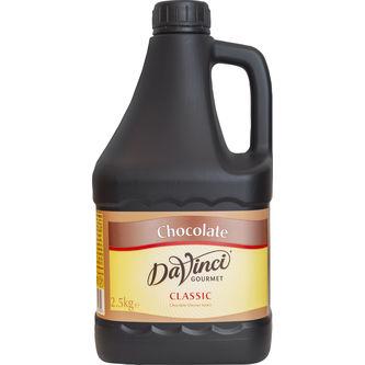 Chocolate Classic Sauce 2.5kg Da Vinci