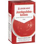 Jordgubbskräm Eldorado 1l