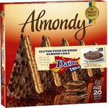 Mandeltårta med Daim Fryst Almondy 1kg