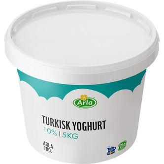 Yoghurt Turkisk 10% 5kg Arla Pro