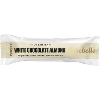 White Chocolate Almond Protein Bar 55g Barebells