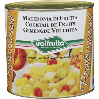 Fruktcocktail 1.56kg Valfrutta