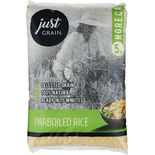 Ris Parboiled Just Grain 5kg