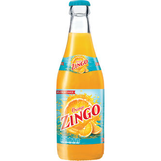 Zingo Orange 33cl Zingo