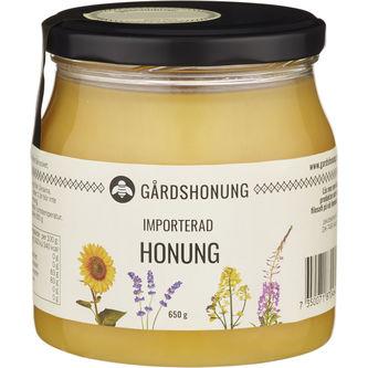 Honung 650g Gårdshonung