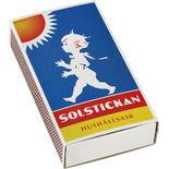 Tändstickor Hushåll Solstickan 240st
