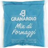 Hårdost Mix Färskriven Granarolo 500g