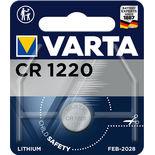 Batteri Cr1220 Varta 1p