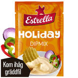 Holiday Dipmix Estrella 26g